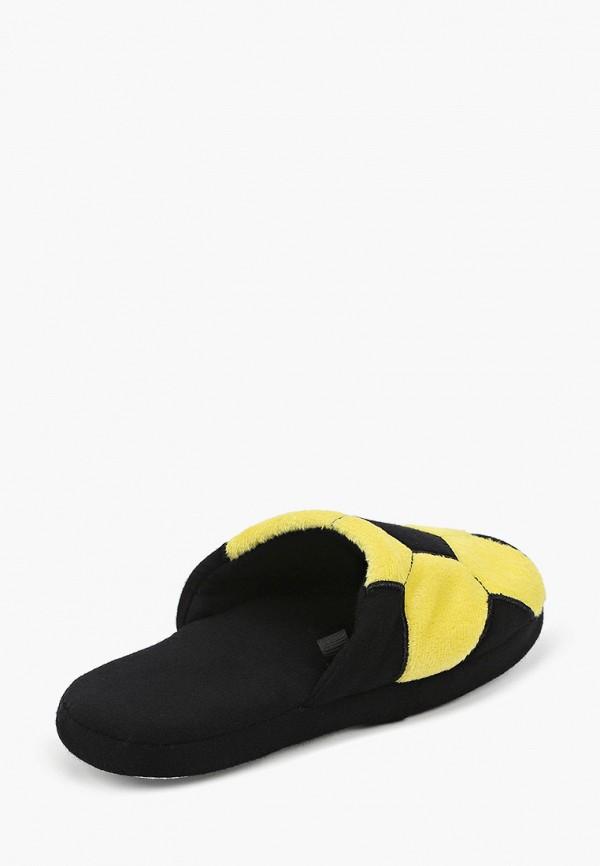 Тапочки для мальчика PlayToday цвет желтый  Фото 3