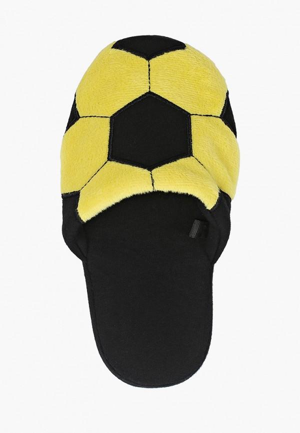 Тапочки для мальчика PlayToday цвет желтый  Фото 4