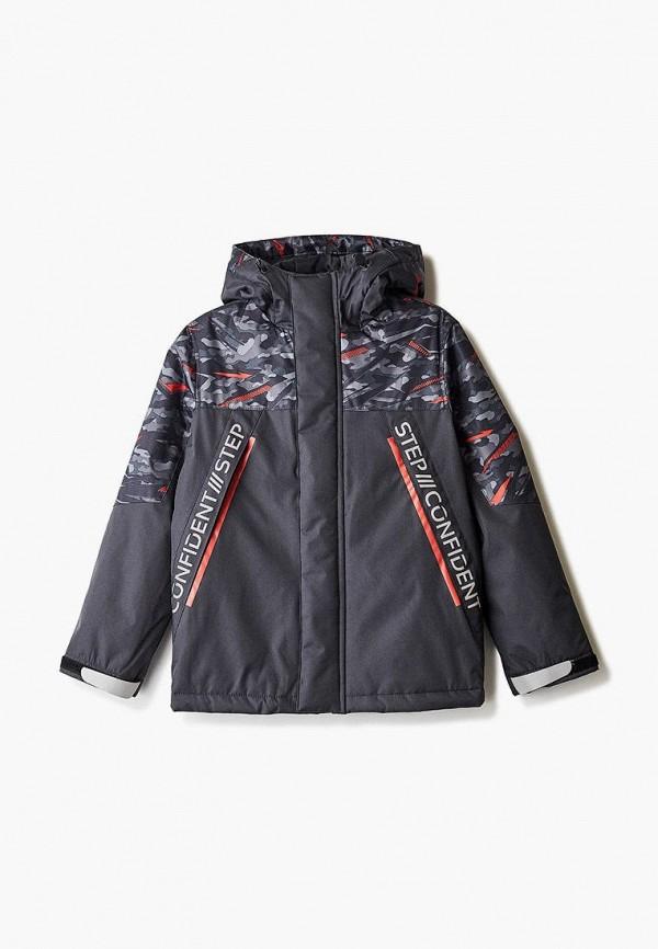 куртка o'stin для мальчика, серая