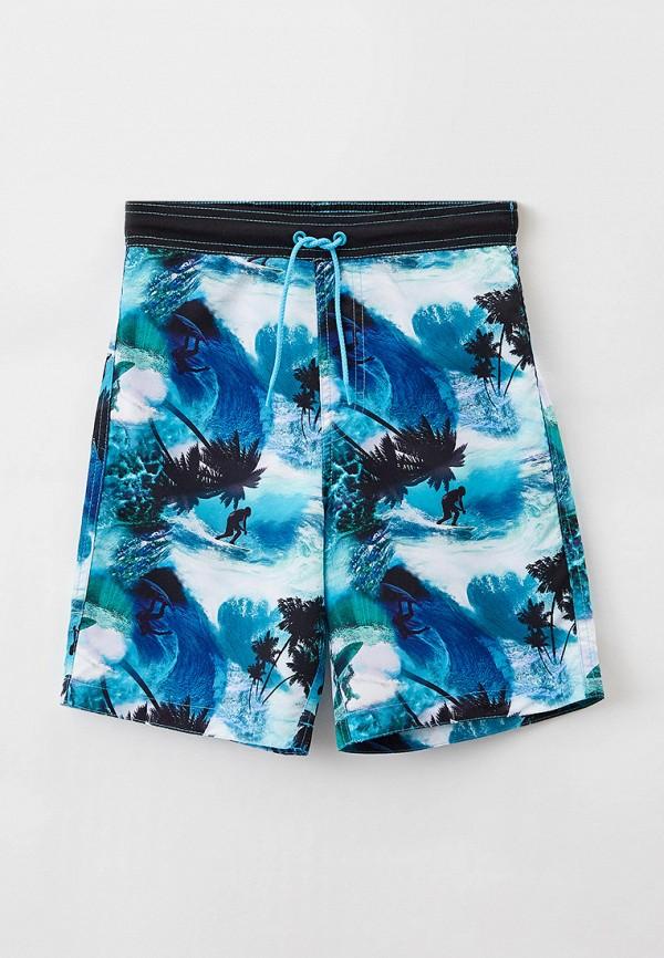 Шорты для мальчика для плавания Acoola цвет разноцветный