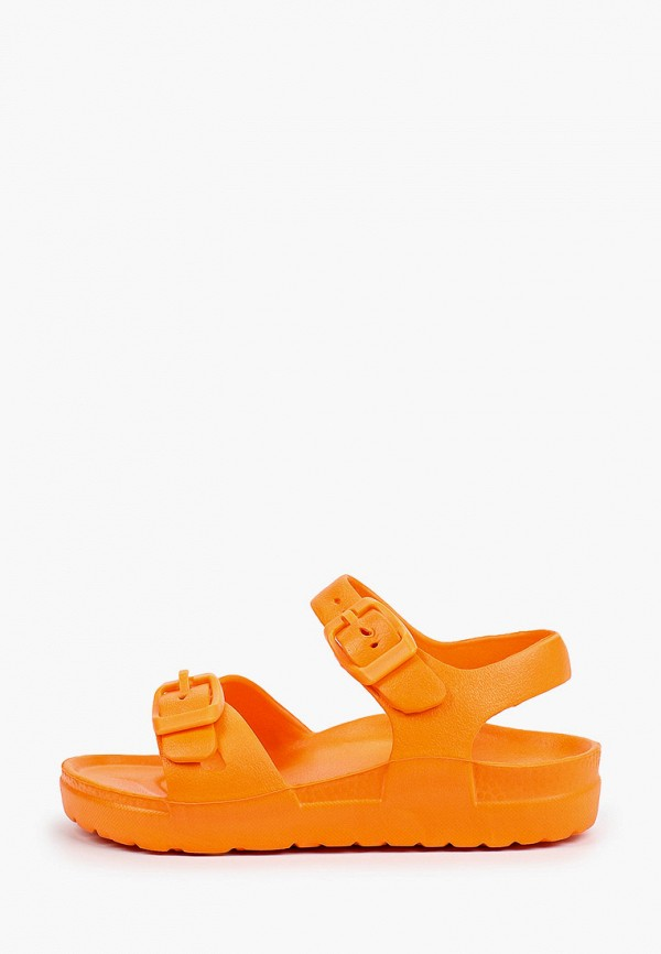 Сандалии для мальчика Tingo цвет оранжевый