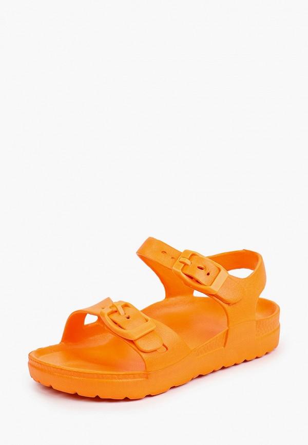 Сандалии для мальчика Tingo цвет оранжевый  Фото 2