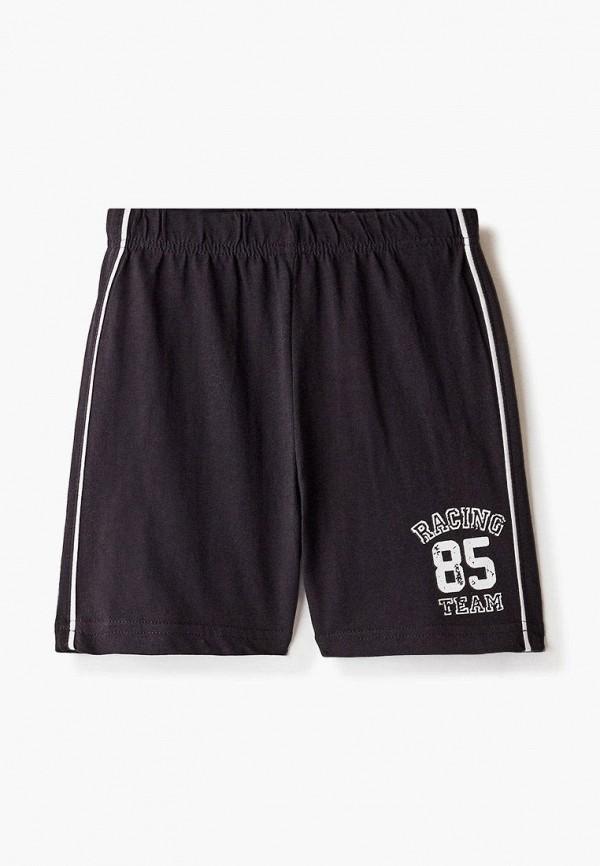 спортивные шорты o'stin для мальчика, черные