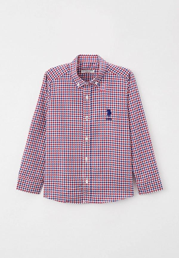 рубашка u.s. polo assn для мальчика, синяя