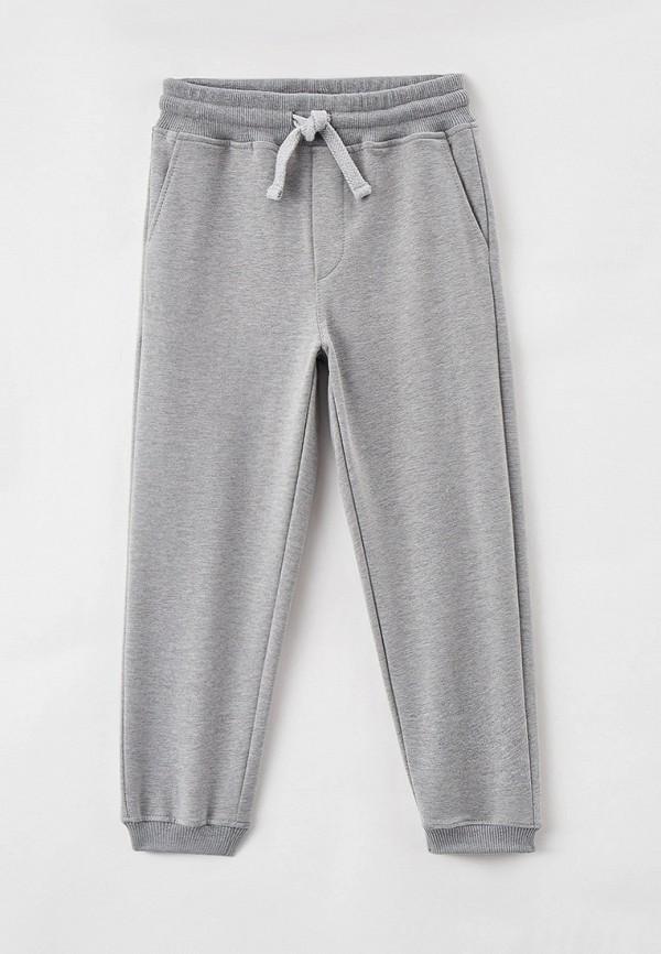 спортивные брюки baon для мальчика, серые