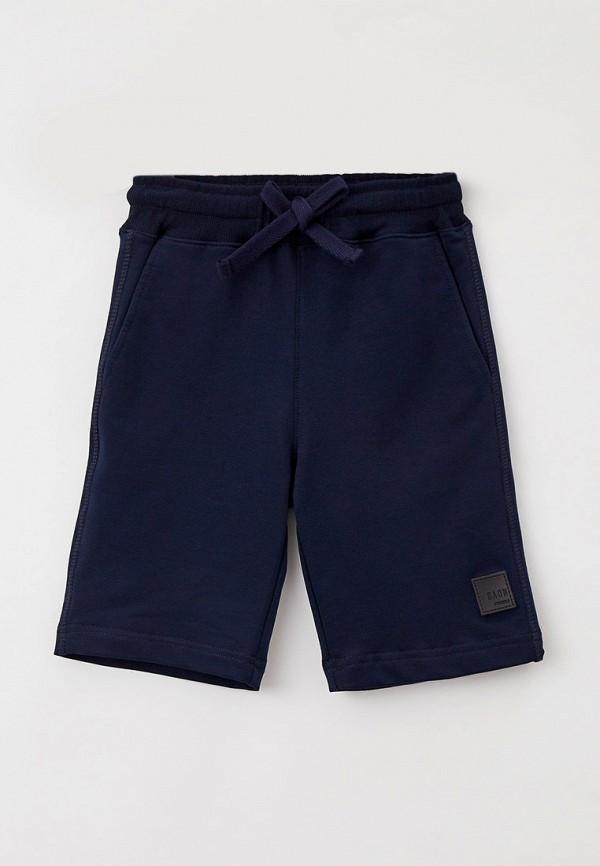 спортивные шорты baon для мальчика, синие