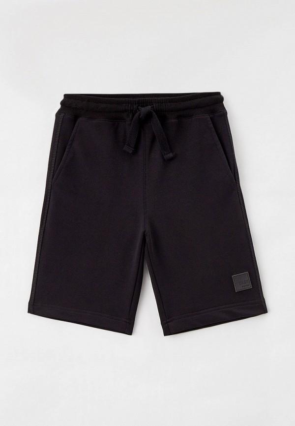 спортивные шорты baon для мальчика, черные