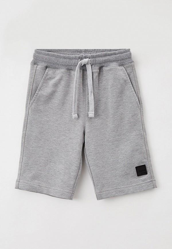 спортивные шорты baon для мальчика, серые