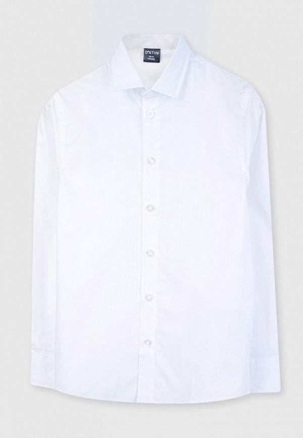 рубашка o'stin для мальчика, белая