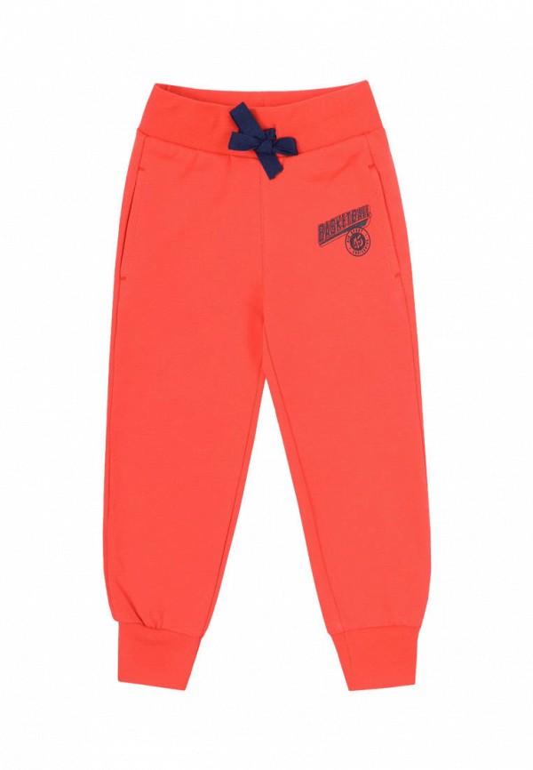 спортивные брюки crockid для мальчика, красные