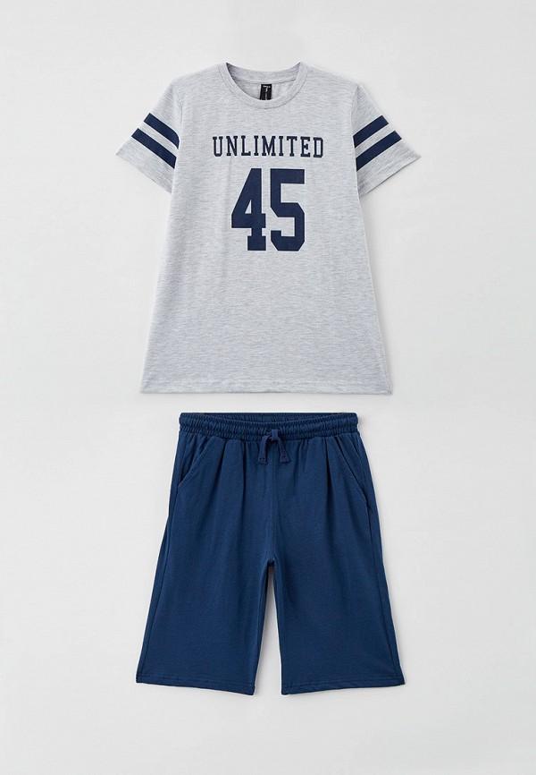 Футболка и шорты DeFacto
