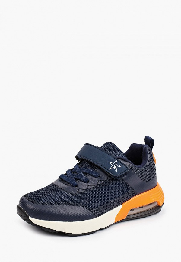 Кроссовки для мальчика Munz Young цвет синий  Фото 2