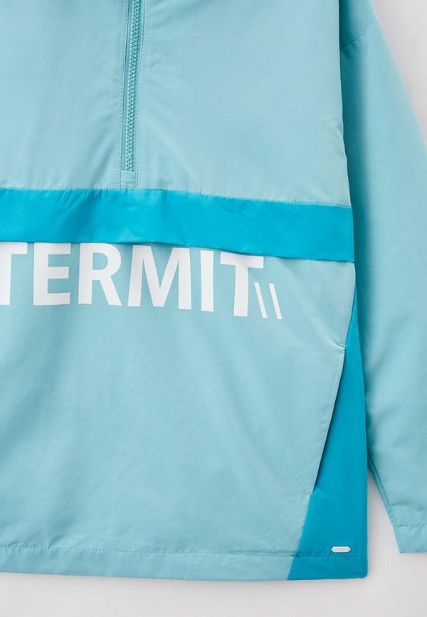 Ветровка для мальчика Termit цвет бирюзовый  Фото 3