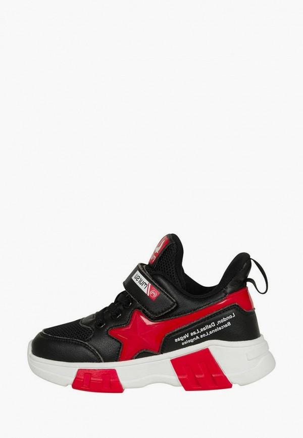 Кроссовки для мальчика Mursu цвет черный