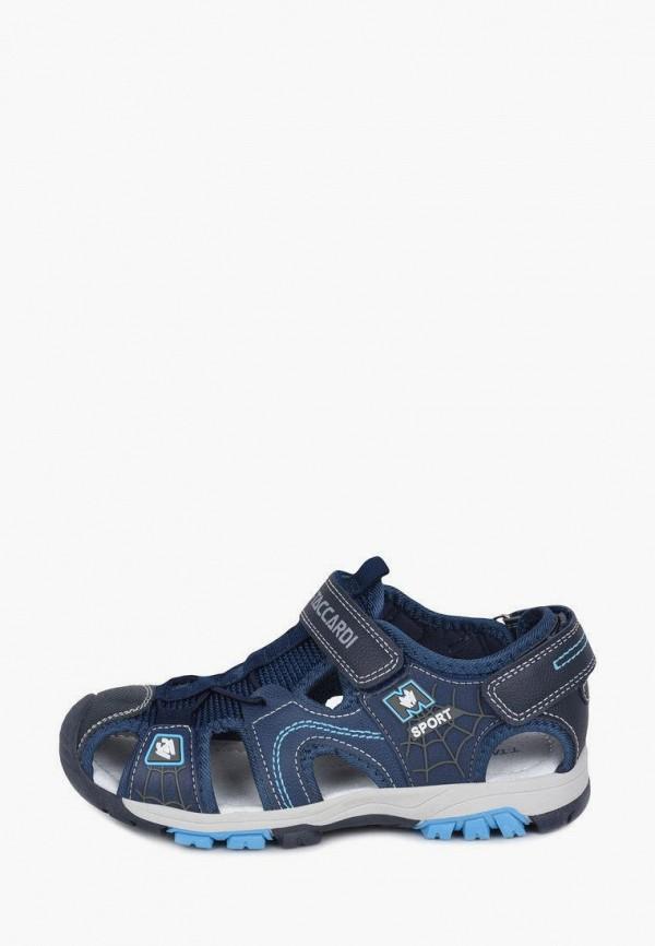 сандалии t.taccardi для мальчика, синие