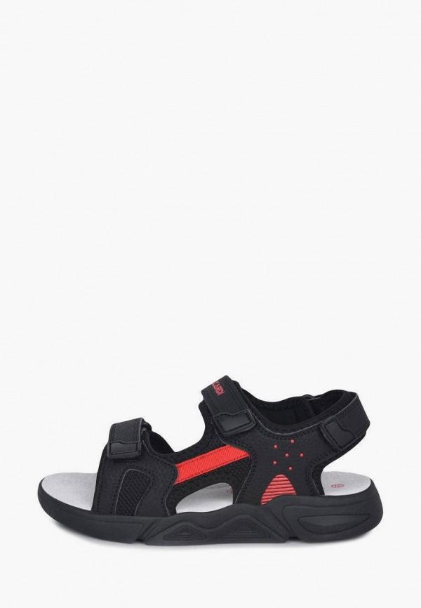 сандалии t.taccardi для мальчика, черные
