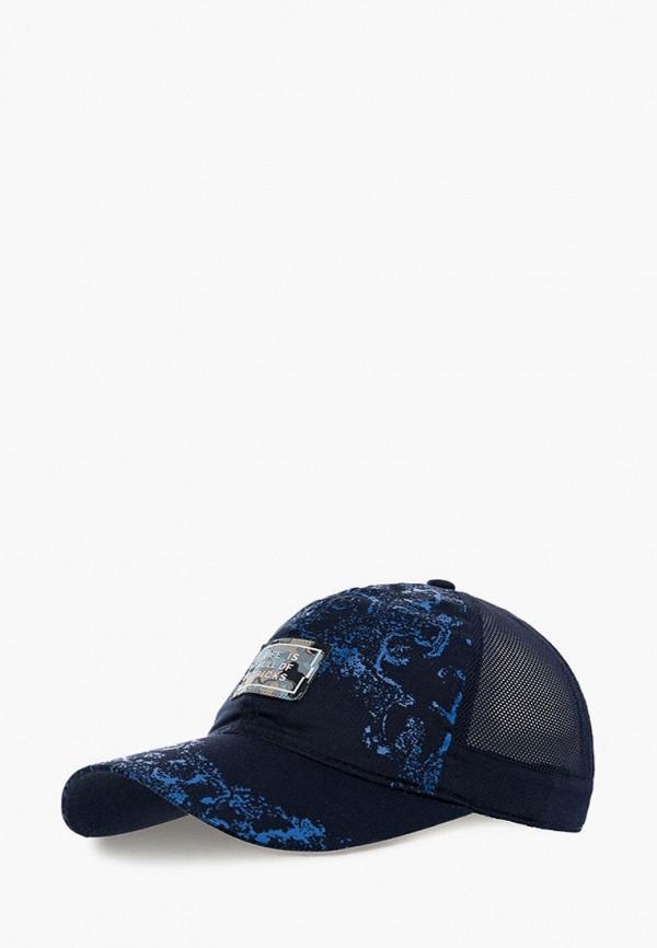 Детская бейсболка Urbanpeak цвет синий