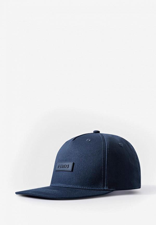 кепка reima для мальчика, синяя
