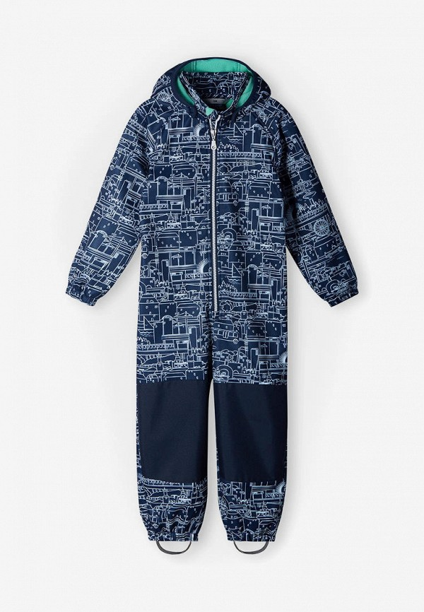 комбинезоны и костюмы lassie by reima для мальчика, синие