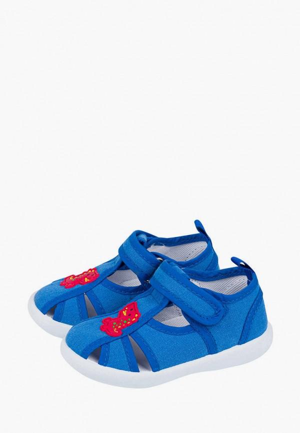 Сандалии для мальчика Mursu цвет синий  Фото 2
