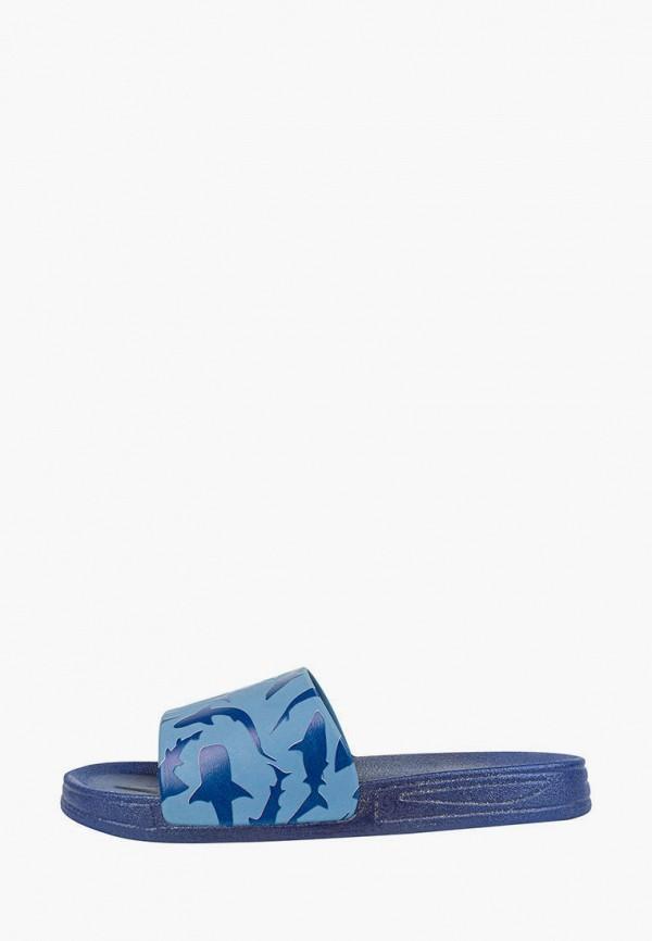 Сланцы детские Mursu цвет синий