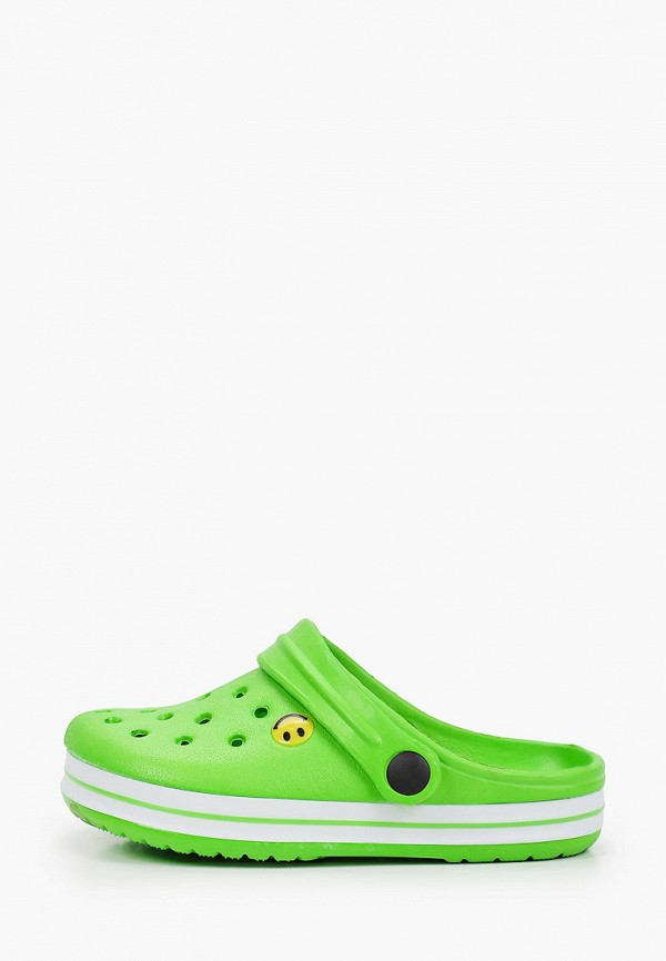 Сабо PlayToday зеленого цвета