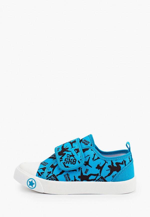 Кеды для мальчика PlayToday цвет голубой