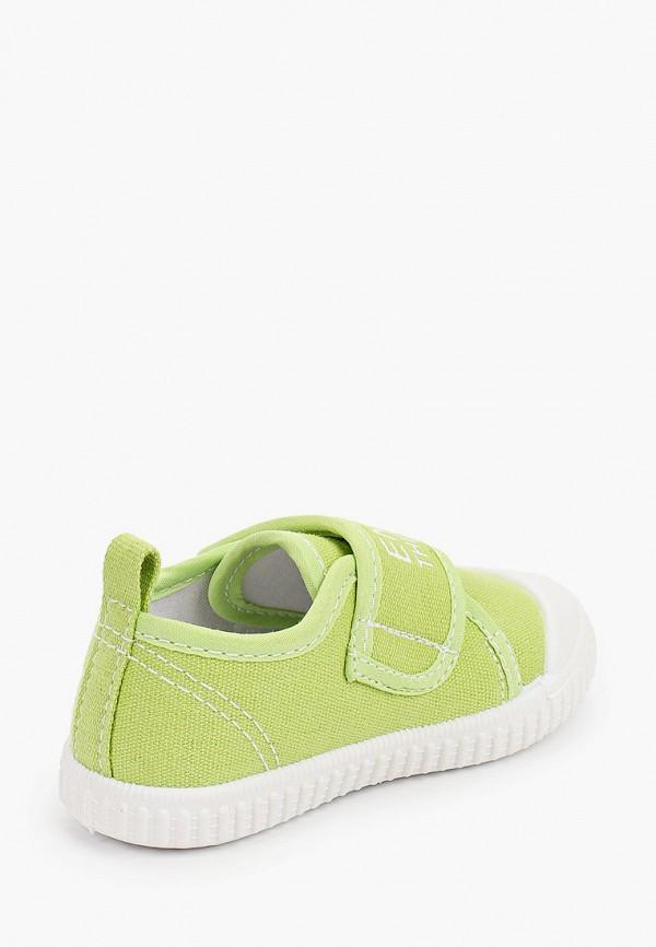 Кеды для мальчика PlayToday цвет зеленый  Фото 3