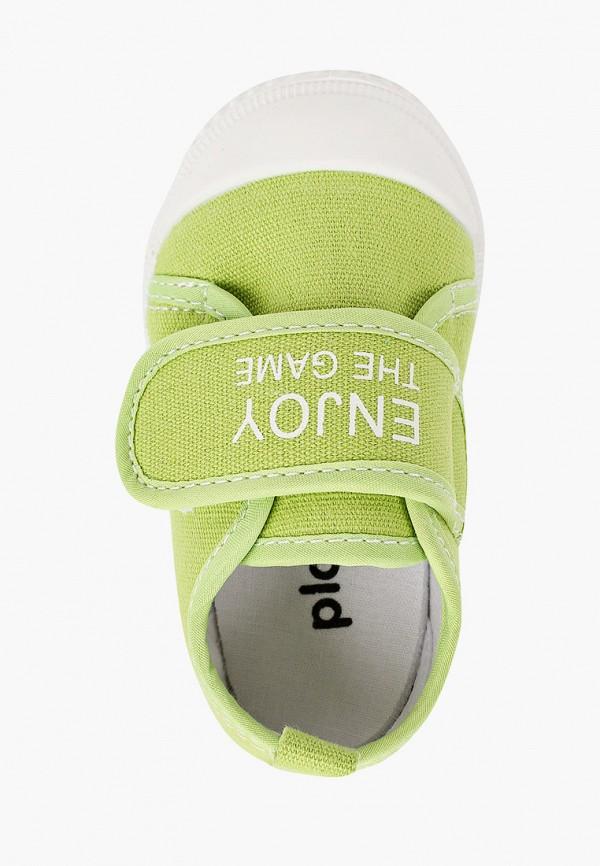 Кеды для мальчика PlayToday цвет зеленый  Фото 4
