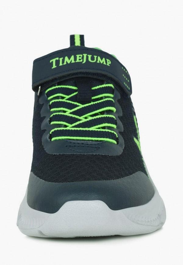 Кроссовки для мальчика TimeJump цвет синий  Фото 6