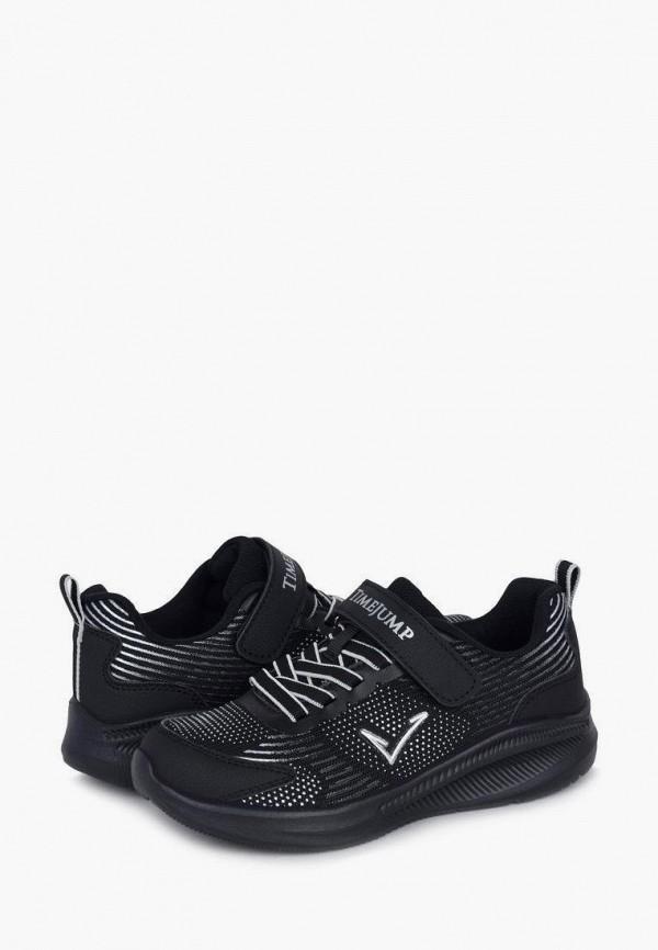 Кроссовки для мальчика TimeJump цвет черный  Фото 8