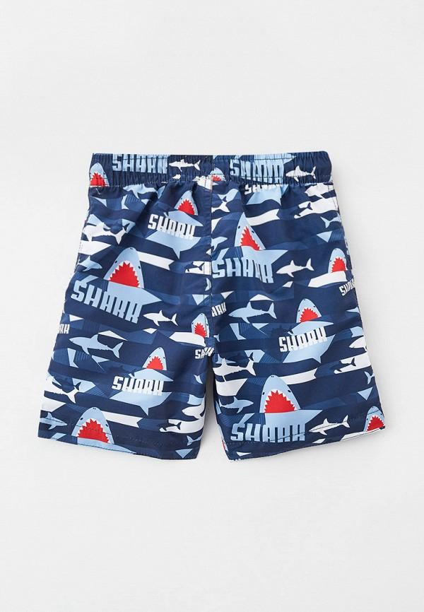 Шорты для мальчика для плавания PlayToday цвет синий  Фото 2