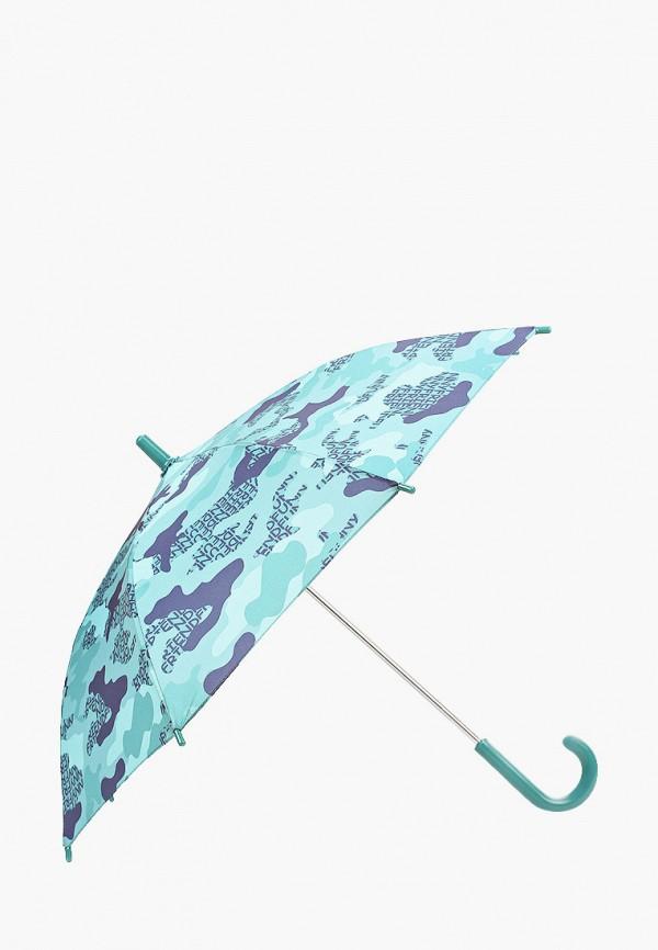Детский зонт-трость PlayToday цвет зеленый  Фото 2