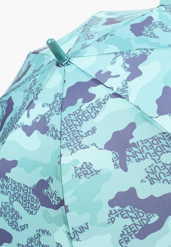 Детский зонт-трость PlayToday цвет зеленый  Фото 3