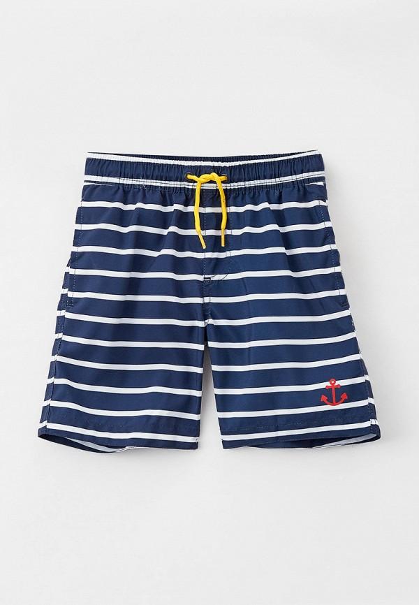 Шорты для мальчика для плавания PlayToday цвет синий