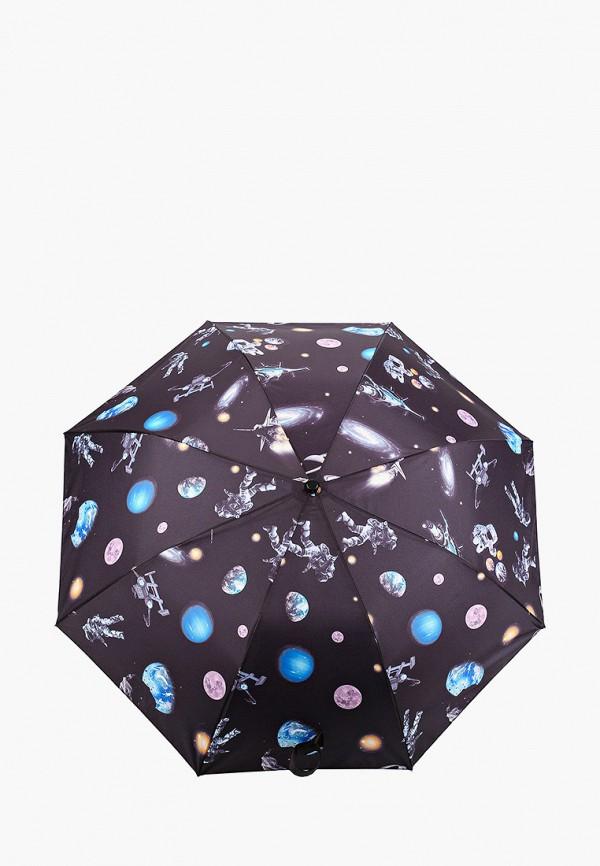 складные зонт playtoday для мальчика, черный