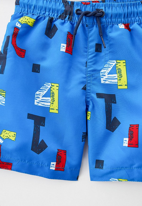 Шорты для мальчика для плавания PlayToday цвет синий  Фото 3