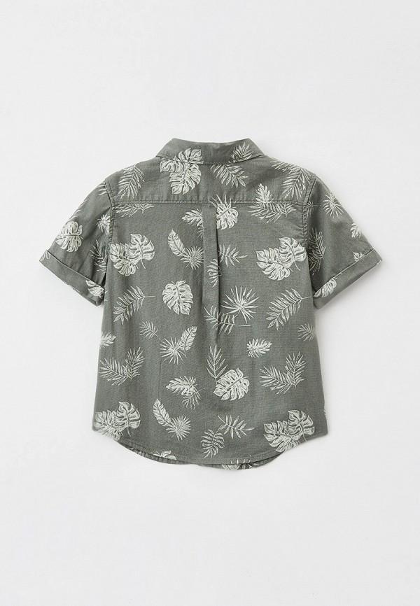 Рубашка для мальчика Acoola цвет хаки  Фото 2