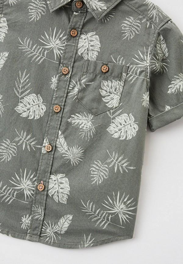 Рубашка для мальчика Acoola цвет хаки  Фото 3