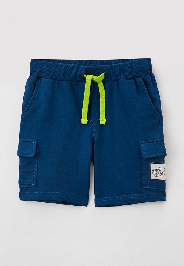 Шорты для мальчика спортивные RoxyFoxy цвет синий