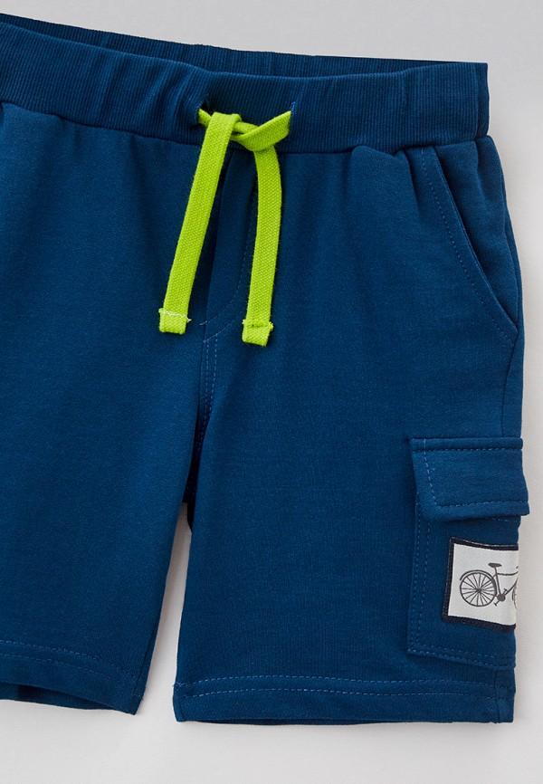 Шорты для мальчика спортивные RoxyFoxy цвет синий  Фото 3