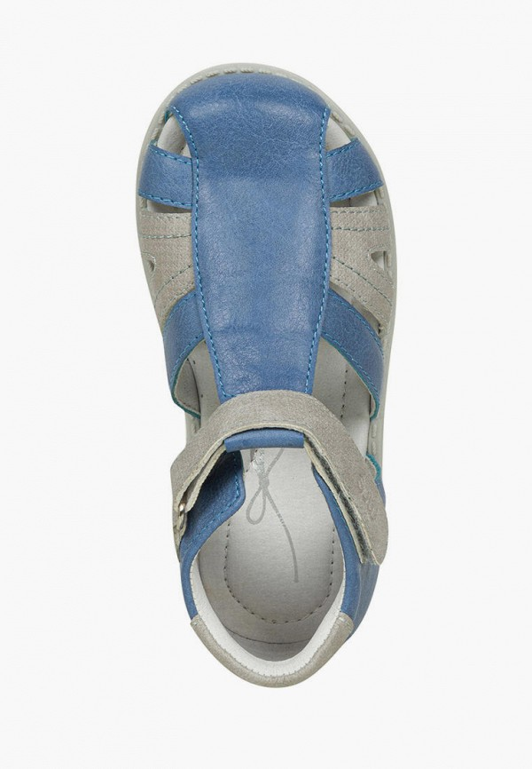 Сандалии для мальчика Mursu цвет голубой  Фото 2