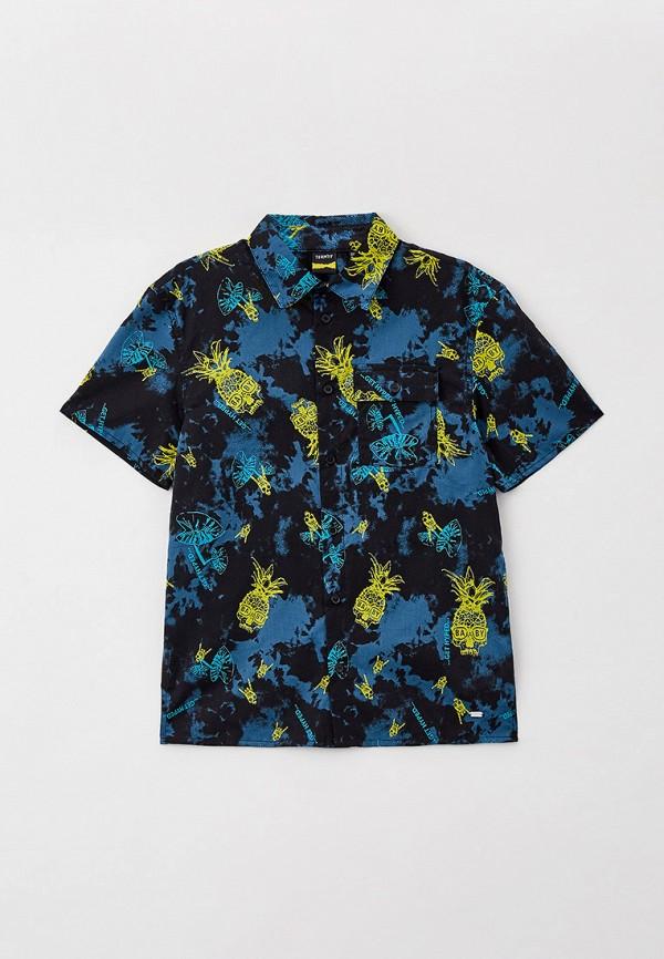 рубашка termit для мальчика, разноцветная