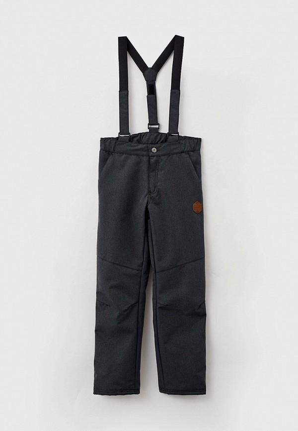 утепленные брюки merrell для мальчика, серые