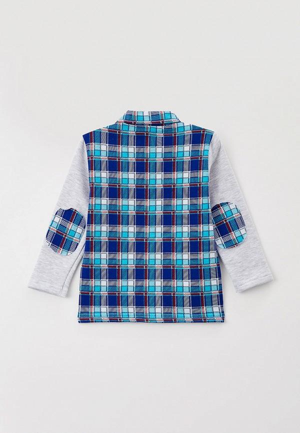 Рубашка для мальчика Youlala цвет синий  Фото 2