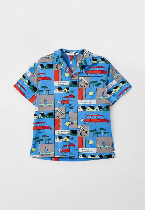 Рубашка Sela Sela  разноцветный фото
