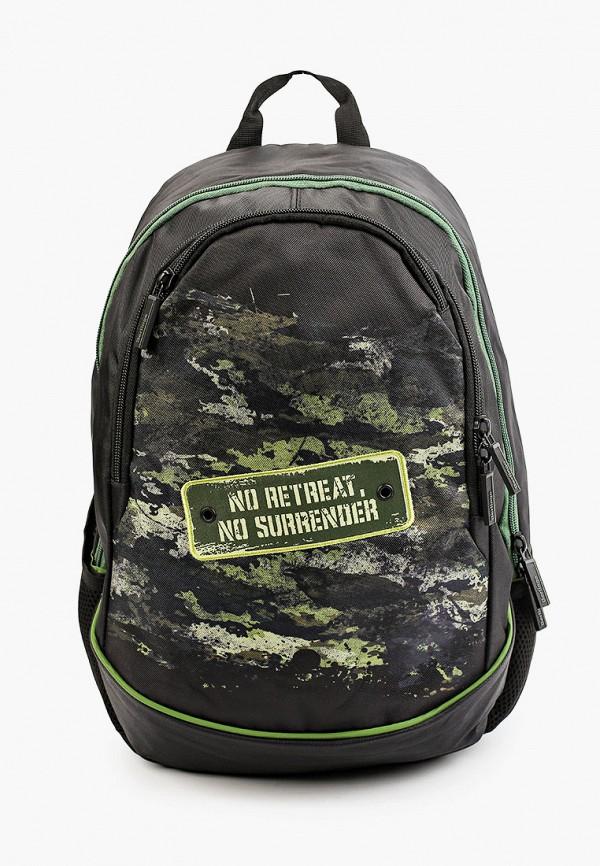 рюкзак berlingo для мальчика, черный