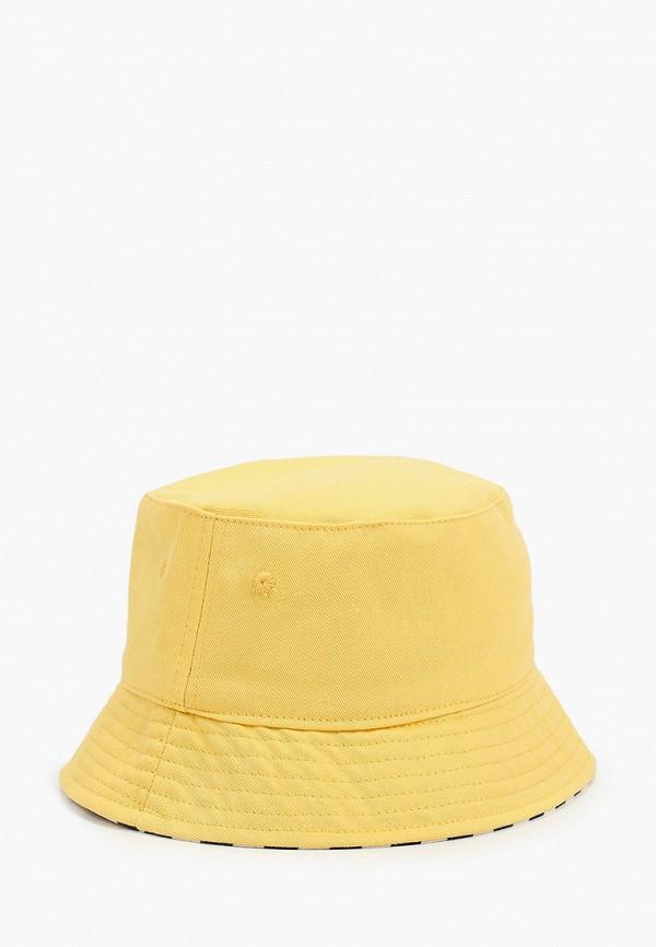 панама sela для мальчика, желтая