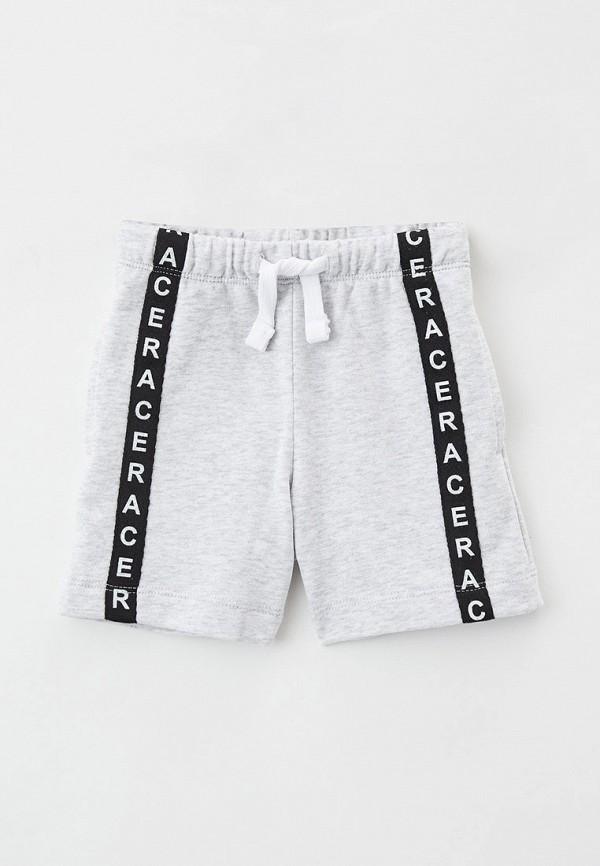 спортивные шорты mark formelle для мальчика, серые