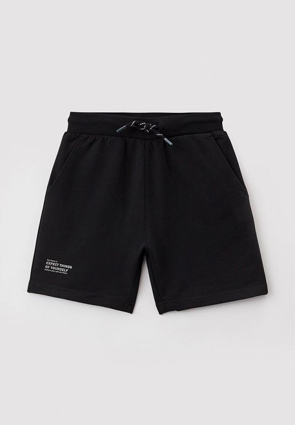 шорты sela для мальчика, черные